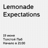 Lemonade expectations