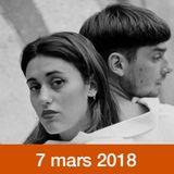 33 TOURS MINUTE - Le meilleur de la musique indé - 08 mars 2018