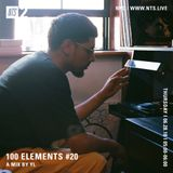 100 Elements w/ YL - 28th June 2018