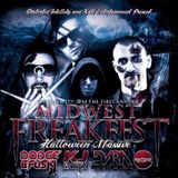 Freaks Of the Midwest (Halloween DJ Set @ Midwest FreakFest 2012)