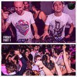 Elysee Club - Live 2014.11.14 Part1 of 3 - Alex Tozzo & Eddy Dj, Mc Andrew Wee