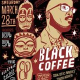 Black Coffee - live at Electric Pickle WMC 2015 Miami