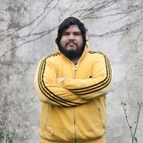 Hablamos con Santiago Motorizado por la tapa de la Rolling Stone #FAN157