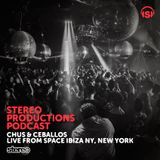 Stereo Production Radioshow  122 By Chus & Ceballos(Every Wednesday On Madzonegeneration Webradio)