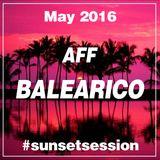 2016 MAY - AFF BALEARICO Sunset Session