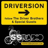 SSRadio UK - Driversion Show - with guest Seb Skalski _12.10.2018