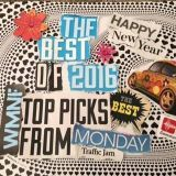 WMNF 88.5 Monday Traffic JAMS 1-02-17 Best Of 2016 Part 2