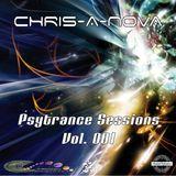 Chris-A-Nova's Psytrance Sessions Vol. 001