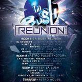 Sebu // La Bush Reunion // Retro Pulse Factory // 27-03-2016
