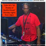 130317 Colin Ws 50 Shades of Soulful House - Upfront and promos show...