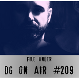 Different Grooves On Air #209 - Simone Rosso