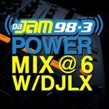 Da Jam 98.3 Power Mix at 6 Mix 05.03.16