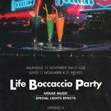 BOCCACCIO LIFE Stevie Star/ Dj mike Orlando  07 09 91 vol 1