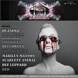 Rockanbolesque #179 Bloody Blind Eyes