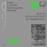 Daga w/ Metrakit - 08/01/2019