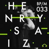 BP/M033 Henry Saiz