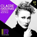 Claire Hardman - Live on Influx Radio - Episode 9
