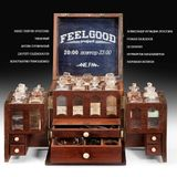 Feelgood Project @ NE.FM by Arsen Superfly 19.08.14