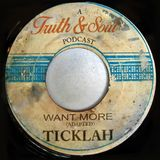 Want More - reggae mix for Truth and Soul Records