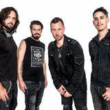 Luke Keating vocalist of Blacklist Regulars 7-1-19