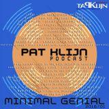 Pat Klijn - Minimal Genial Podcast 2016-01
