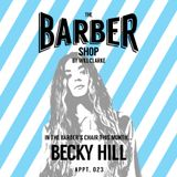 The Barber Shop By Will Clarke 023 (BECKY HILL)