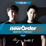 Club Piccadilly 『newOrder』 Official Monthly Podcast Vol,04 mixed by Ray & Walt
