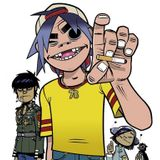 Drop Beats Not Bombs - Gorillaz