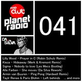 DJ Da Silva - Planet Radio the Club #41 (06-2014)