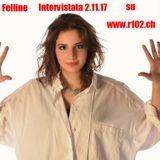 2.11.17 Diretta R102 con Sara Vita Felline