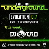 DJ Tao - Evolution 101.7 #EvoUnderground Mix 04.04.14