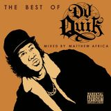 Matthew Africa - Best Of DJ Quik