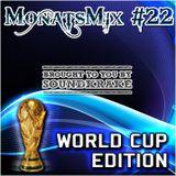 MonatsMix  #22 - World Cup Edition