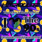 Dj Heteroclite - Throwback Thursday Mix For December 14, 2017