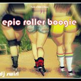 THROWBACK TRAX MIX SHOW: Epic Roller Boogie (Old School Funk x R&B xDisco)