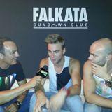 Highlights WDM - Luis Lopez entrevista a Showtek en Falkata Gandia (Julio 2014)