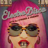 ElectroDisco MotorCo Live Set 3/30/13
