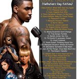 "DJ Shaolin' s ""Love Talk"" Pt 2 (V-Day Edition) Playlist"