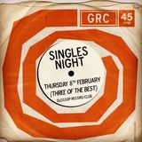 Glossop Record Club - Singles Night (February 2018)