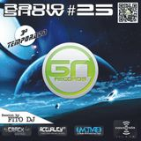 3T - GREEN NIGHTS RECORDS - RADIO SHOW 25 (25-11-2016)