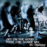 Get On The Good Foot and Dance Mix