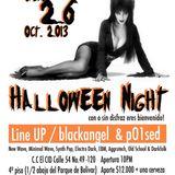 Halloween Night (live set blackangel 10 - 11 PM) 26.10.13