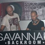 Viorel Dragu b2b Gruia @Proof Recordings Showcase - Savannah Backroom Ibiza 03.08.2015