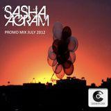 SASHA AGRAM - PROMO JULY 2012