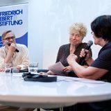 Edukacja: rewolucyjne wyzwania? | Gesine Schwan, Krystyna Starczewska, Jacek Żakowski (10.06.2014)