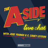 The A-Side Live Chat | UFC 238, Khabib Nurmagomedov vs. Dustin Poirier, Alexander Gustafsson Retirem