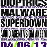 Malware - Live @ Bass & Bliss 04/06/13