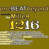 MilleR - oneBEATbeyond 1216