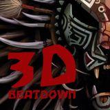 3D - Beat Down (Studio Mix Summer 2016)