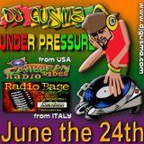 UNDER PRESSURE REGGAE RADIO SHOW - June The 24th 2014